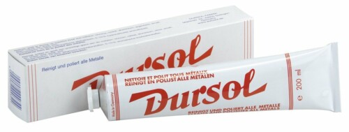 Pasta na leštění kovů Dursol