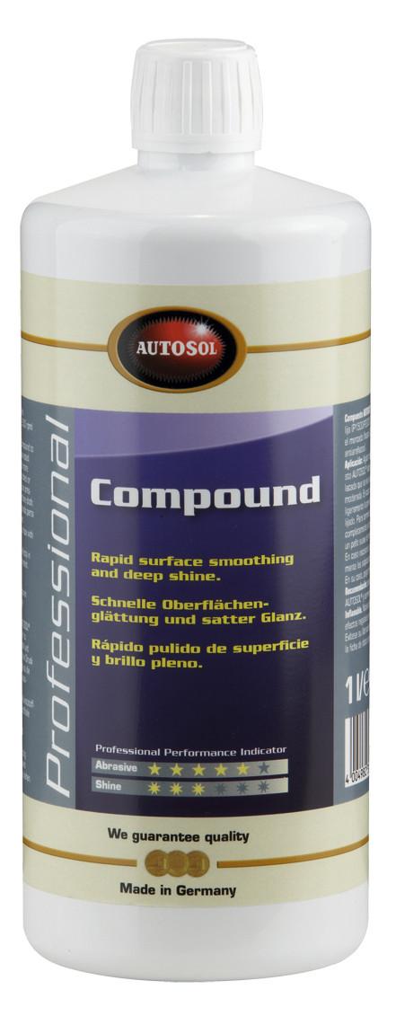 Autokosmetika Autosol Professional Compound