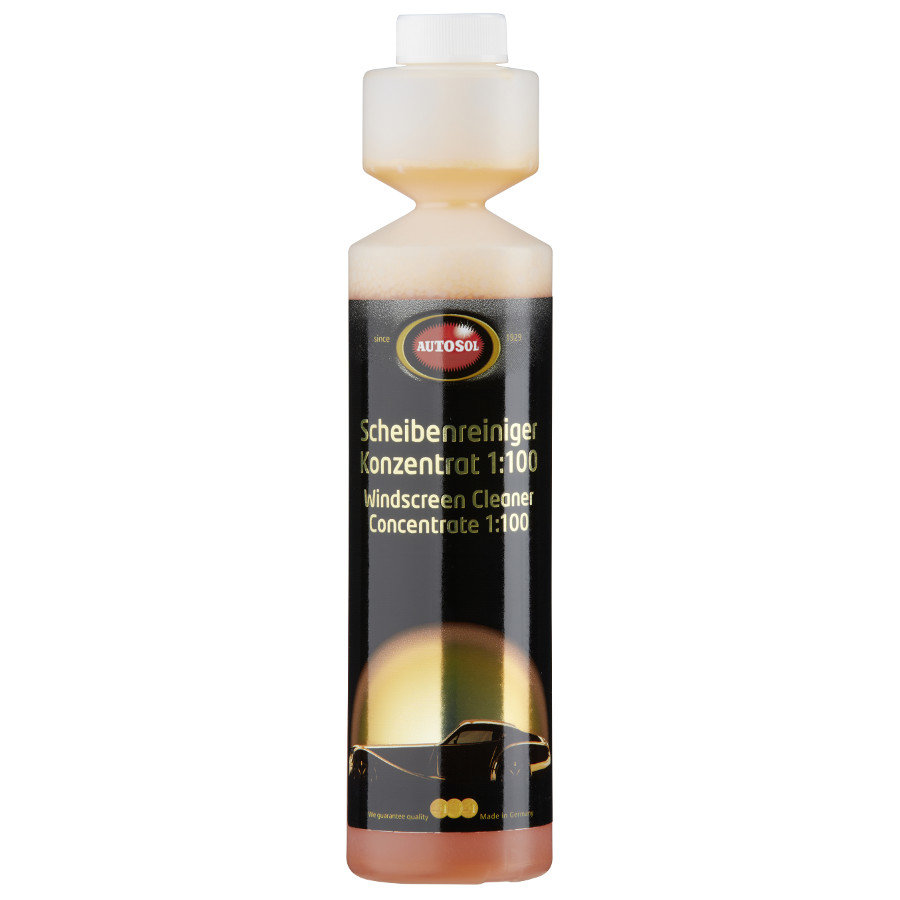 Autokosmetika Autosol Windscreen Wash Concentrate Peach