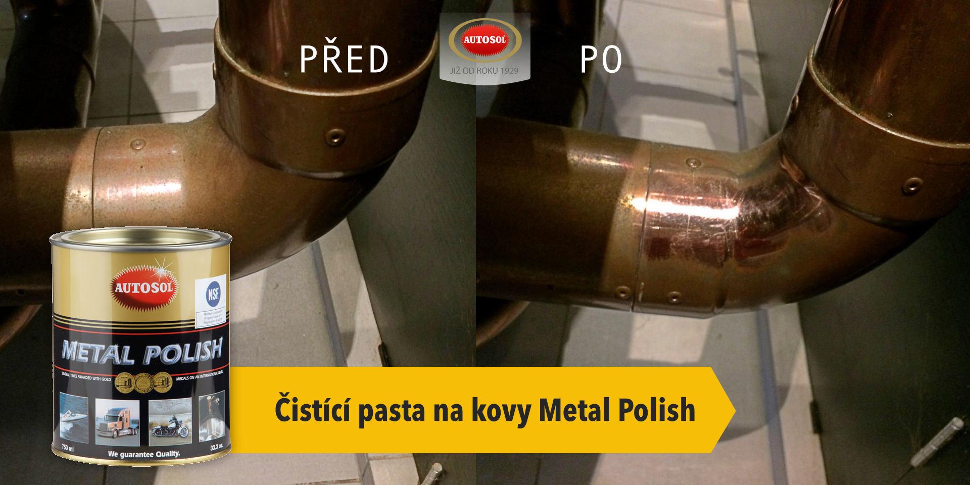 Metal Polish - leštěnka na pivní tanky