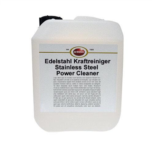 Průmyslový čistič nerezu Stainless Steel Power Cleaner