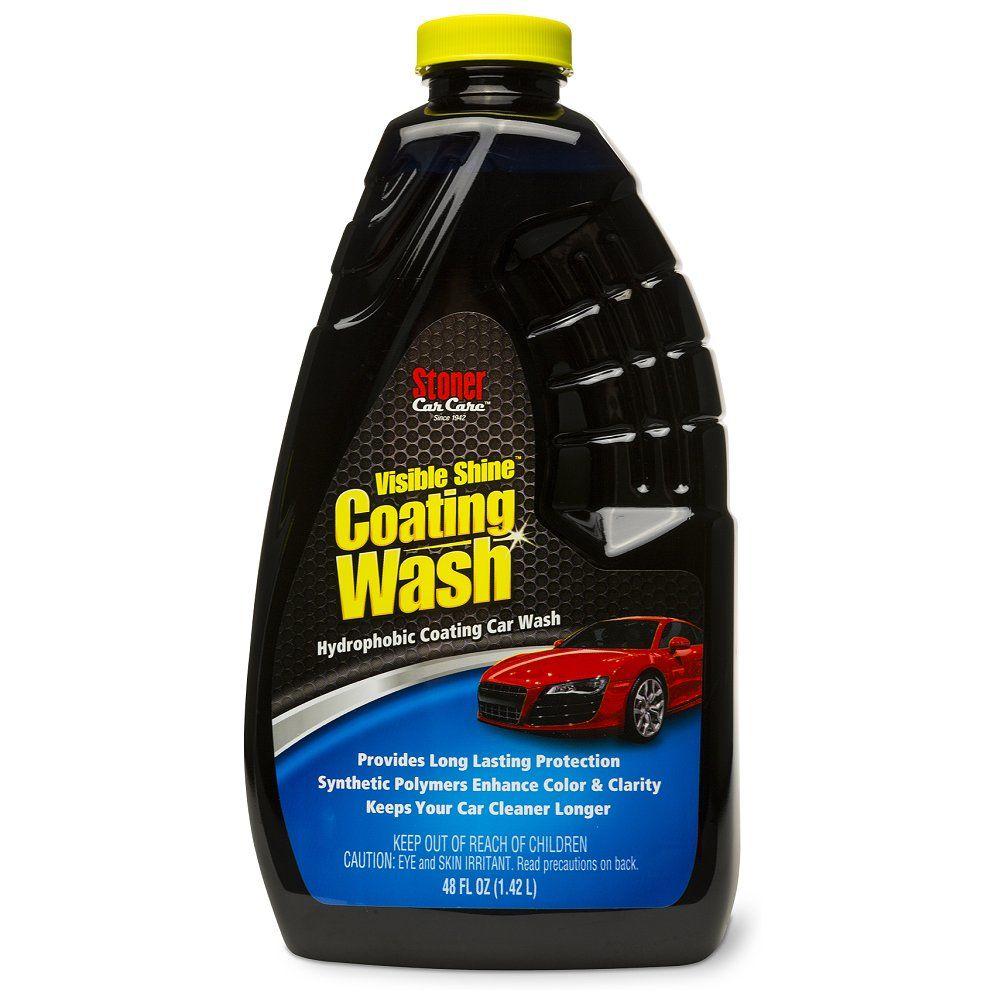 Autošampon s polymerovou ochranou Visible Shine Coating Wash