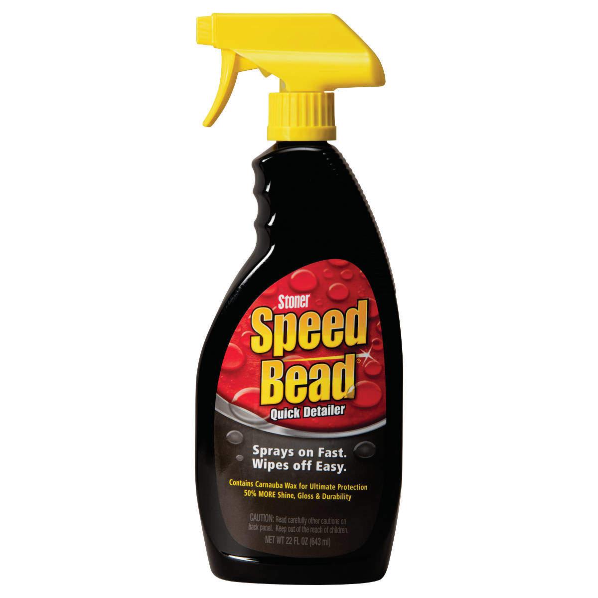 Quick Detailer Speed Bead